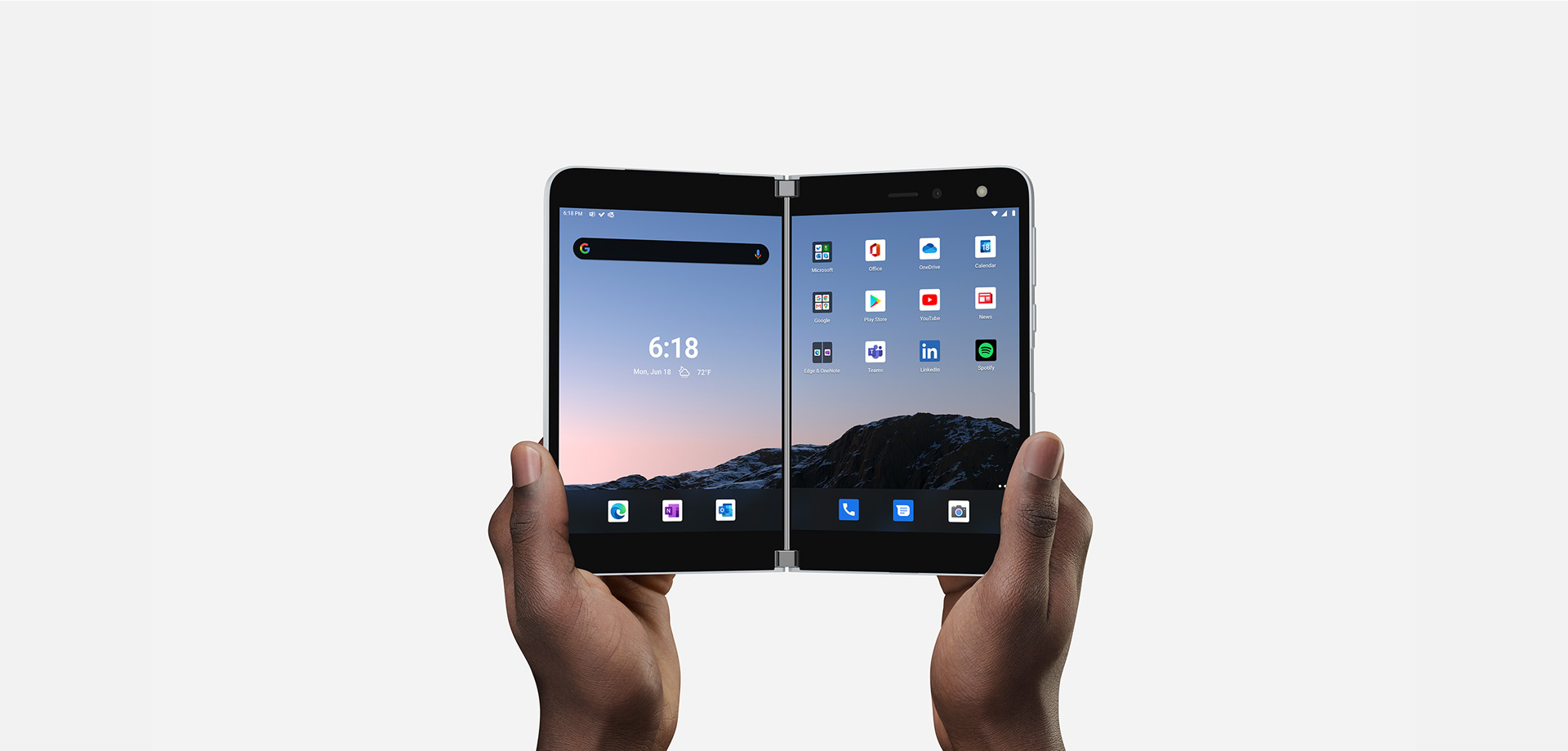 Mirosoft Surface Duo