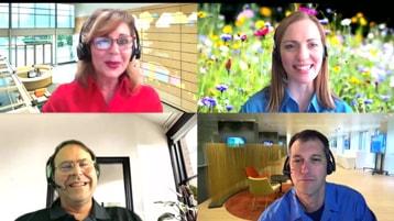 Enabling remote work at Microsoft: Teamwork and meetings