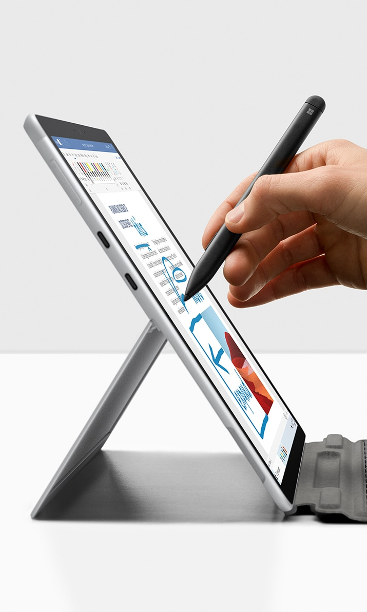 Surface Pro X – Technische Spezifikationen – Microsoft Surface