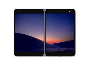 Surface Duo im Dual-Screen-Hochformat