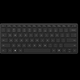 Black Microsoft Designer Compact Keyboard.