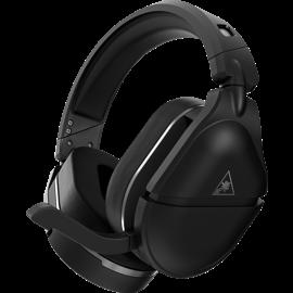 Linkerzijaanzicht zwarte draadloze gamingheadset Turtle Beach® Stealth™ 700 Gen 2 Premium