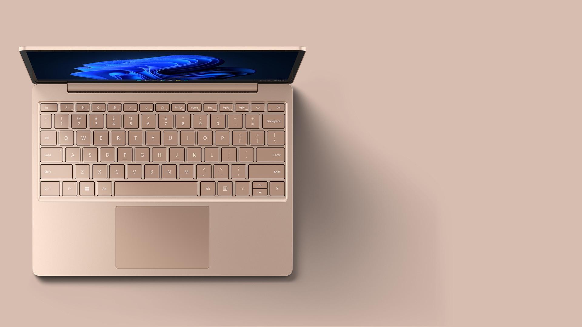 Surface Laptop Go en grès