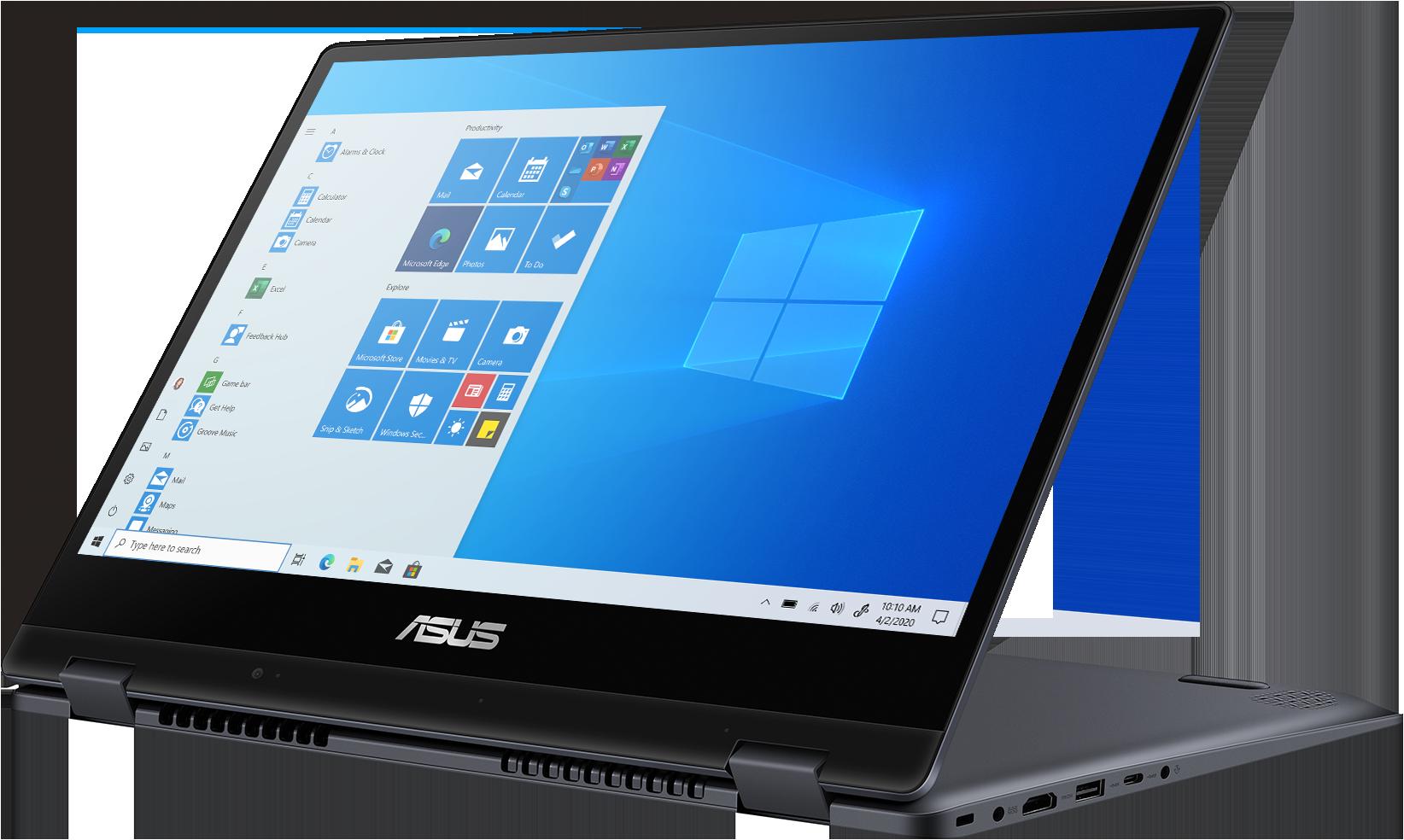 Image of ASUS VivoBook Flip 14 TP412FAC-EC375T 2-in-1 PC VMC-00137