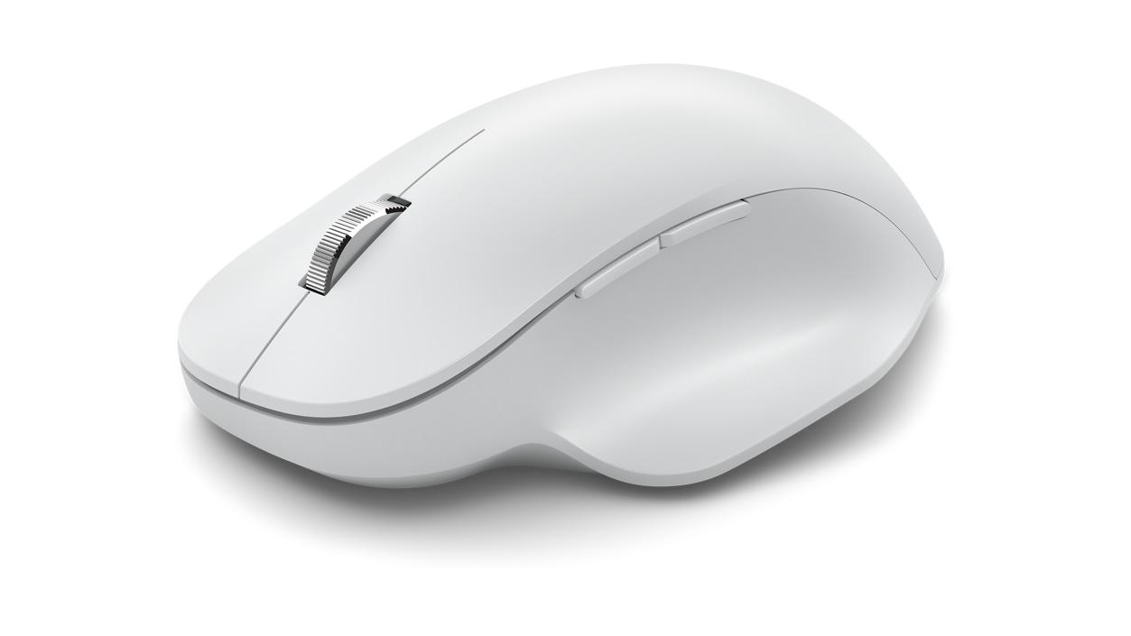 Monza Grey Microsoft Bluetooth® Ergonomic Mouse