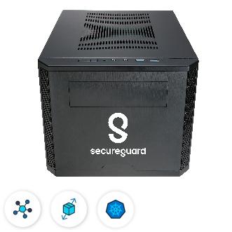 secureguard blazics micro 100