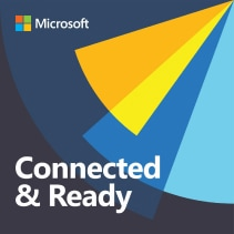 Connected & Ready podcast series cover