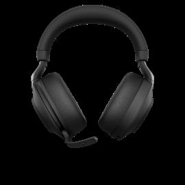 Écouteurs Jabra Evolve2 85 noirs.