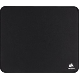 Corsair MM350 Medium Champion Series mouse pad from the top.