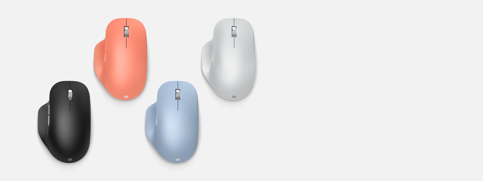 Microsoft Bluetooth® Ergonomic Mouse