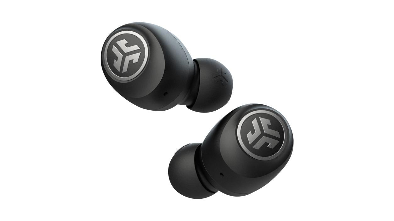 JLab Audio Go Air Wireless Earbuds in Black