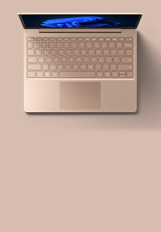 沙岩色 Surface Laptop Go