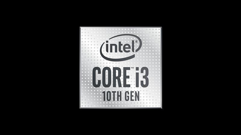 Intel Core i3 10th Generation logo