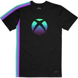Gradient Sphere T-shirt front