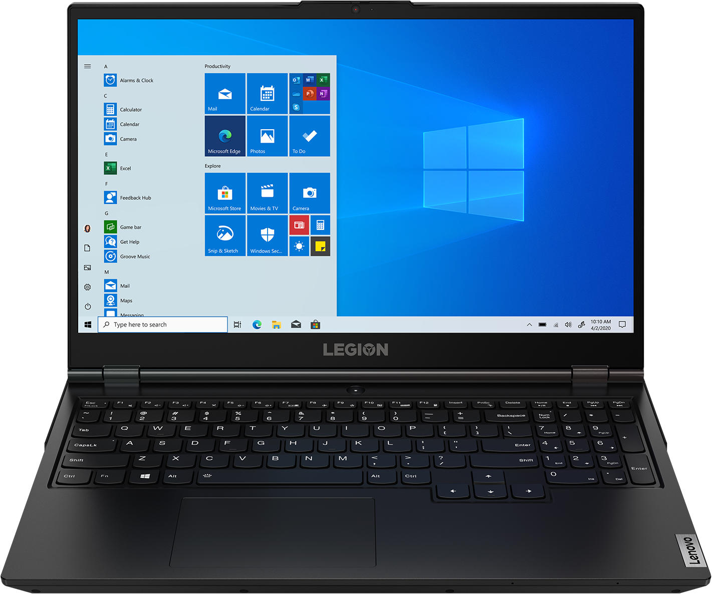 Lenovo Legion 5 82AU00CGUS Gaming Laptop