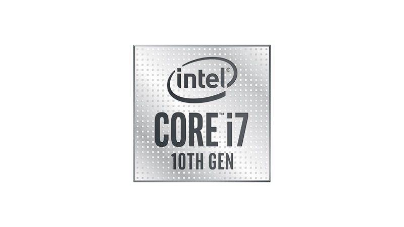 Intel Core i7 10th Gen logo