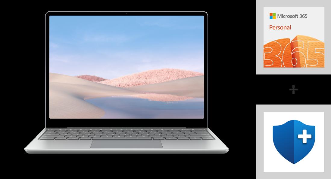 Surface Laptop Go bundle
