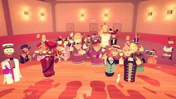 Rec Room game overview.