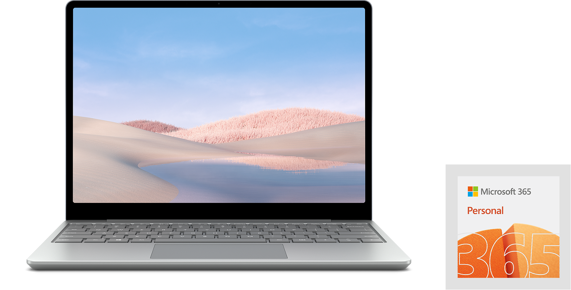 Surface Laptop Go Startpakke
