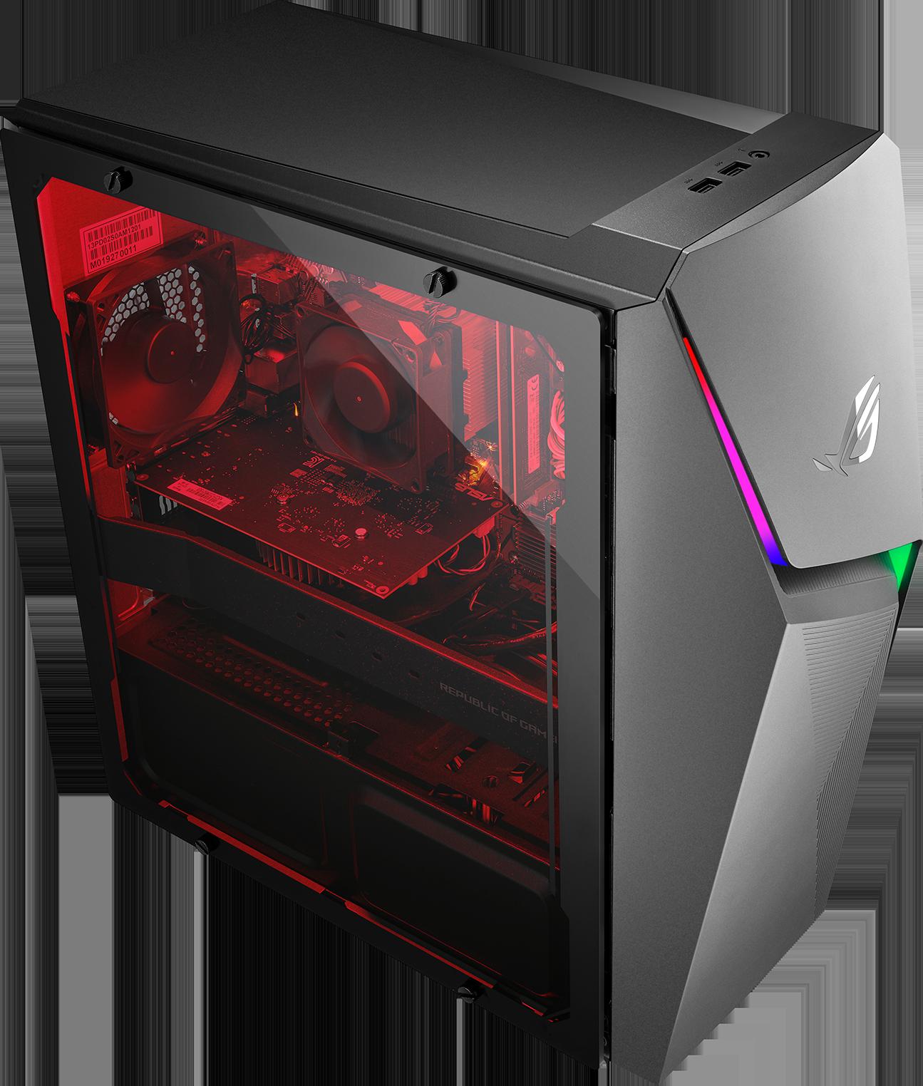 Asus ROG Strix GL10DH Gaming Desktop PC