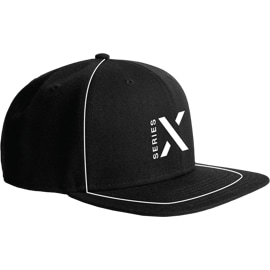 Black Xbox Series X Snapback hat