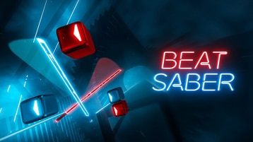 Beat Saber game overview.