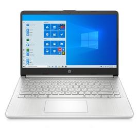 HP 14-fq0032ms 14″ Touch Laptop, AMD Ryzen 3, 8GB RAM, 128GB SSD