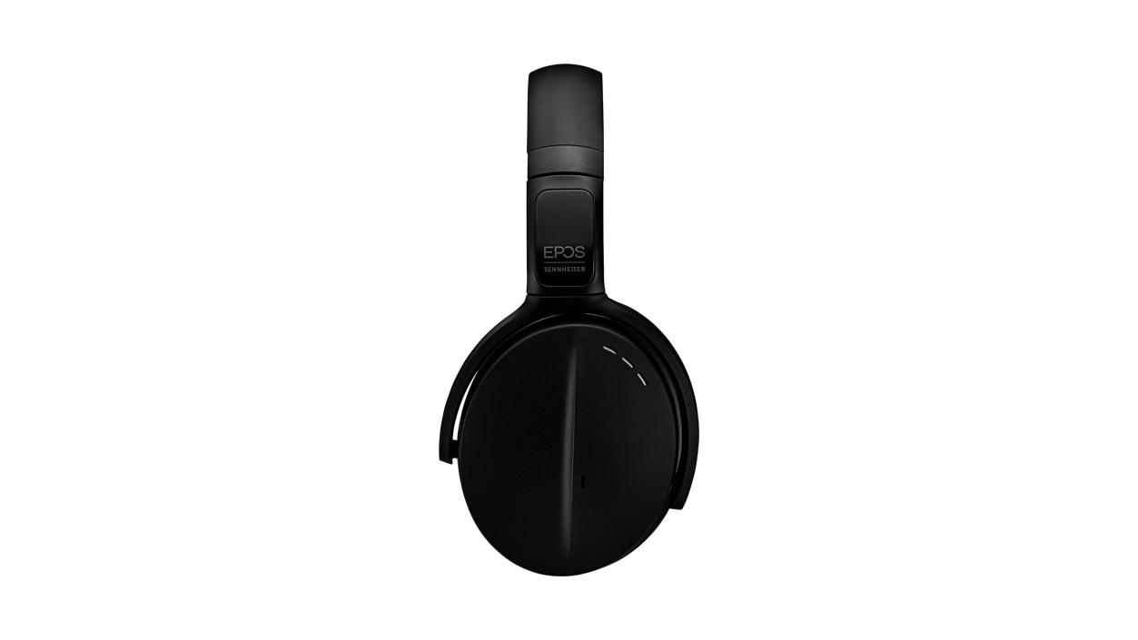 Sennheiser Adapt 560 headset in black from the side