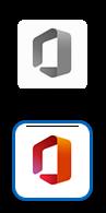 Van een Office-pictogram