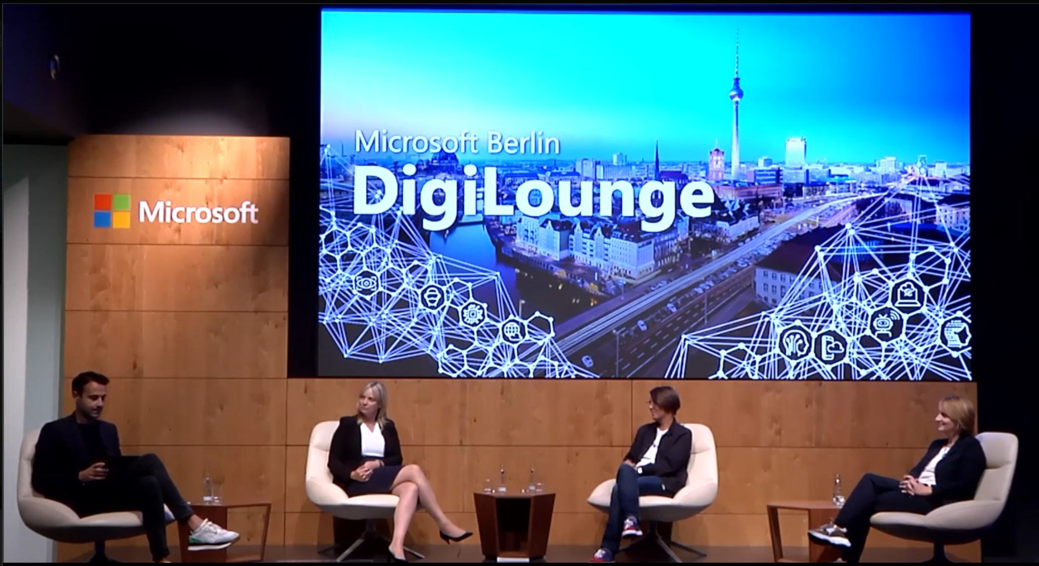 Thumbnail zu DigiLounge // Chancengleichheit in der digitalen Arbeitswelt