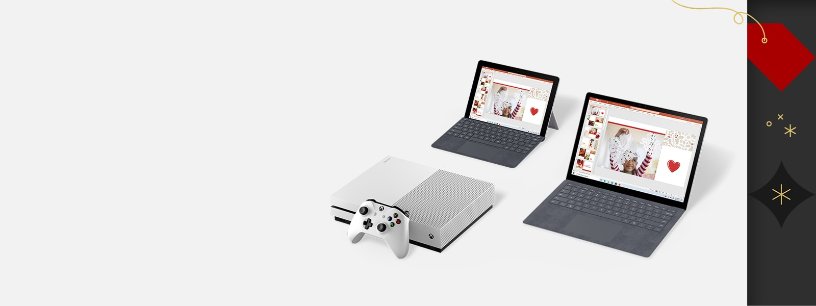 Surface Pro 7, Surface Laptop 3 und Xbox One S