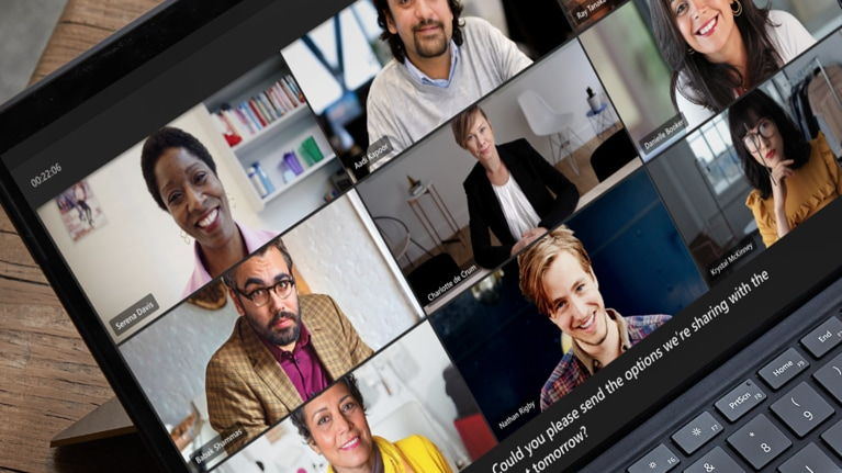 Free Video Chat and Collaboration | Microsoft Teams