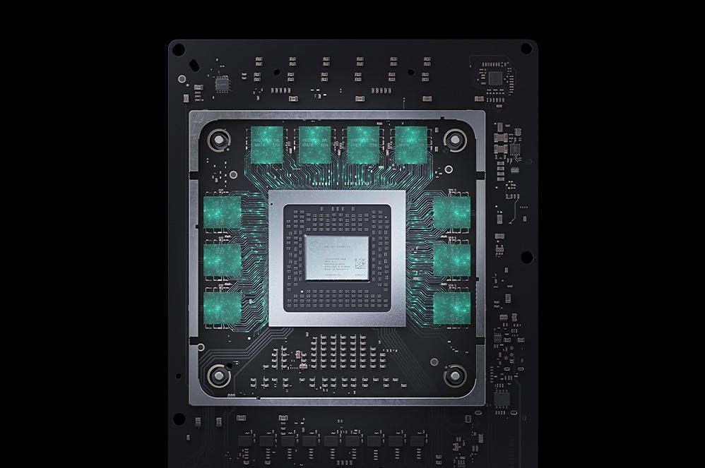 Xbox Velocity Architecture component