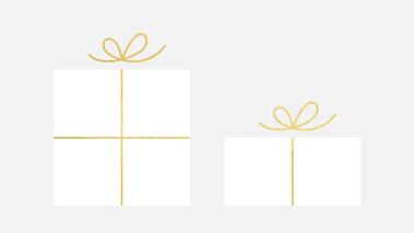 Decorative gift box images