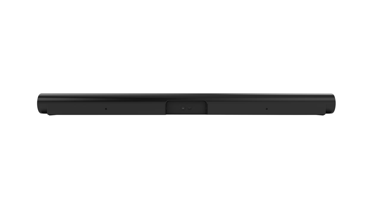 Rear view of the Sonos Arc - Black