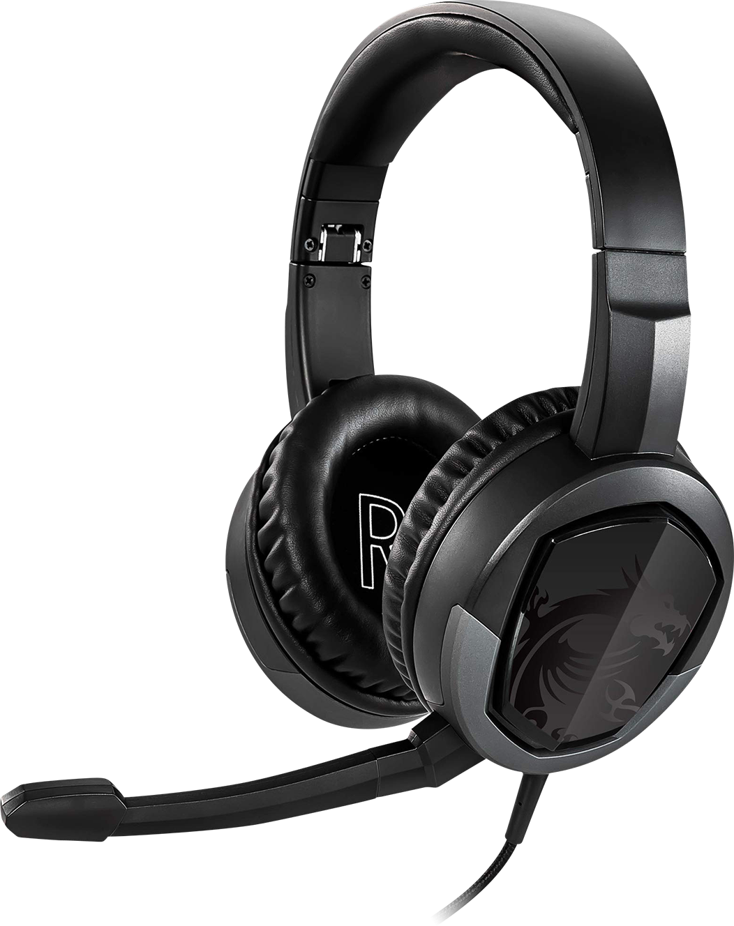 Image of MSI Immerse GH30 V2 Wired Gaming Headphones