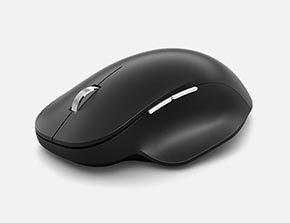 Microsoft Bluetooth Ergonomic Mouse в черном цвете
