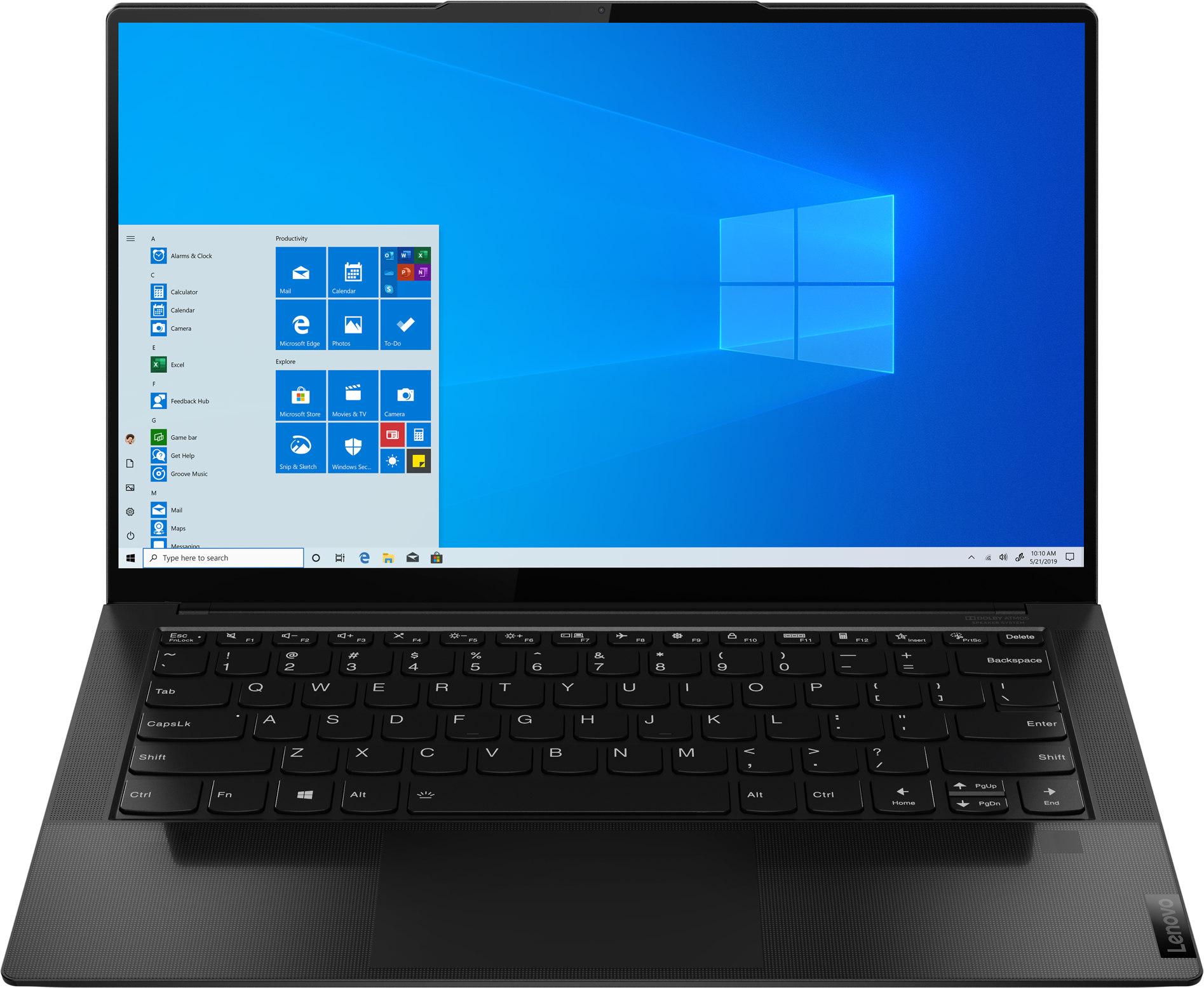 Lenovo IdeaPad Slim 9i 82D2000BUS Laptop