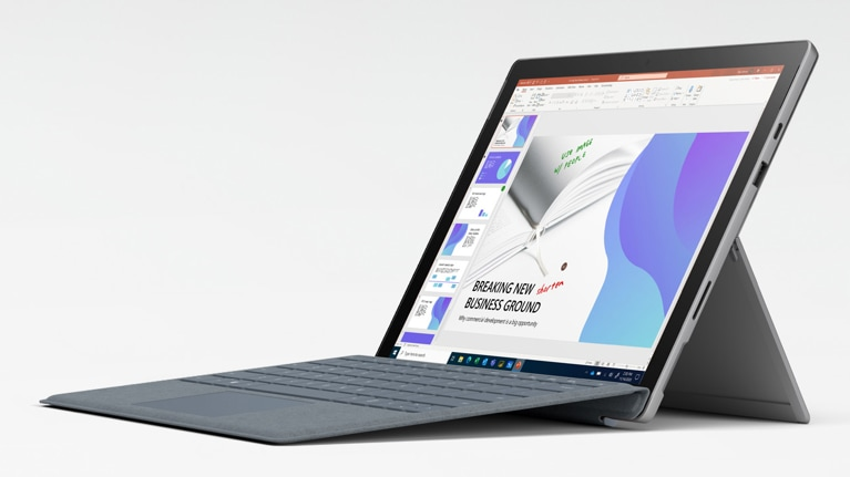 Surface Pro 7+: Portable 2-in-1 Business Laptop - Microsoft Surface for  Business