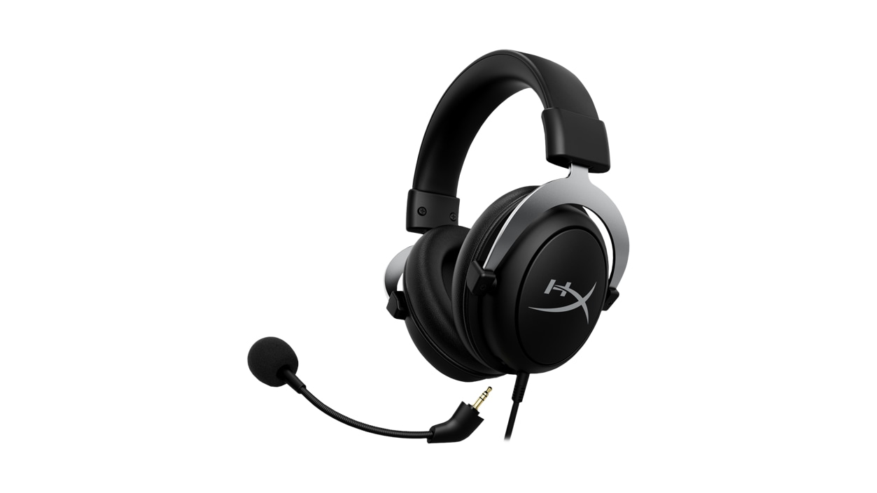 Front right view of the Kingston HyperX CloudX - Gaming Headset for Xbox Series X and S