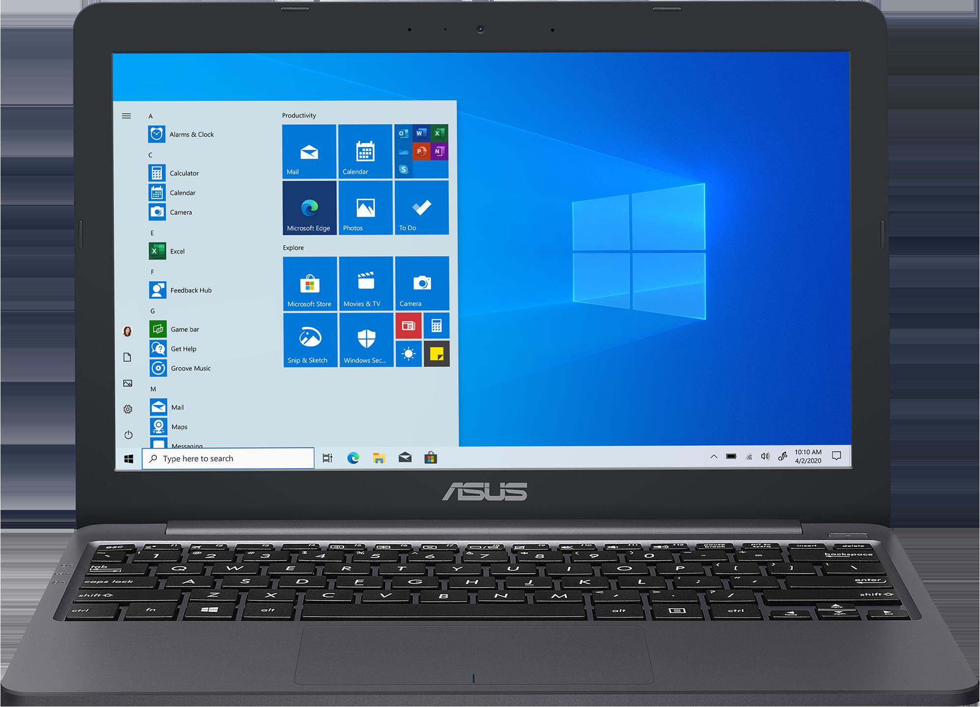 Asus VIVOBOOK L203MA-DS04 Laptop