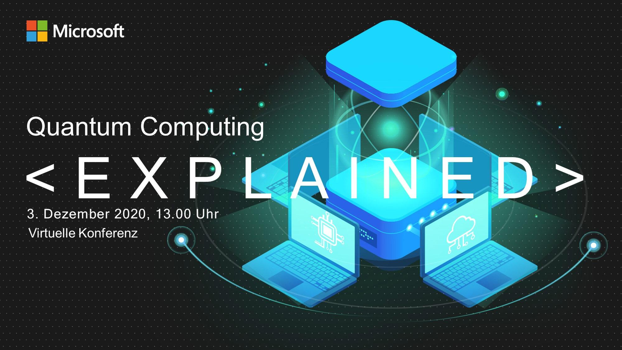 Thumbnail zu EXPLAINED Quantum Computing