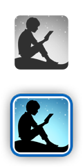 Icon of a person reading on their Surface Duo.