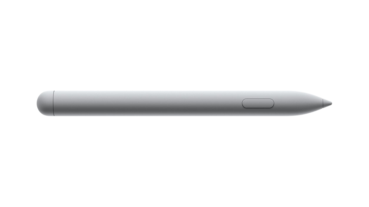 Side view of a Surface HUB 2 pen.