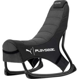 Vista frontale sinistra del sedile da gioco Puma Active Gaming Seat di Playseat