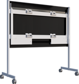 Steelcase Roam™ Mobile Stand for Surface Hub 2S 85