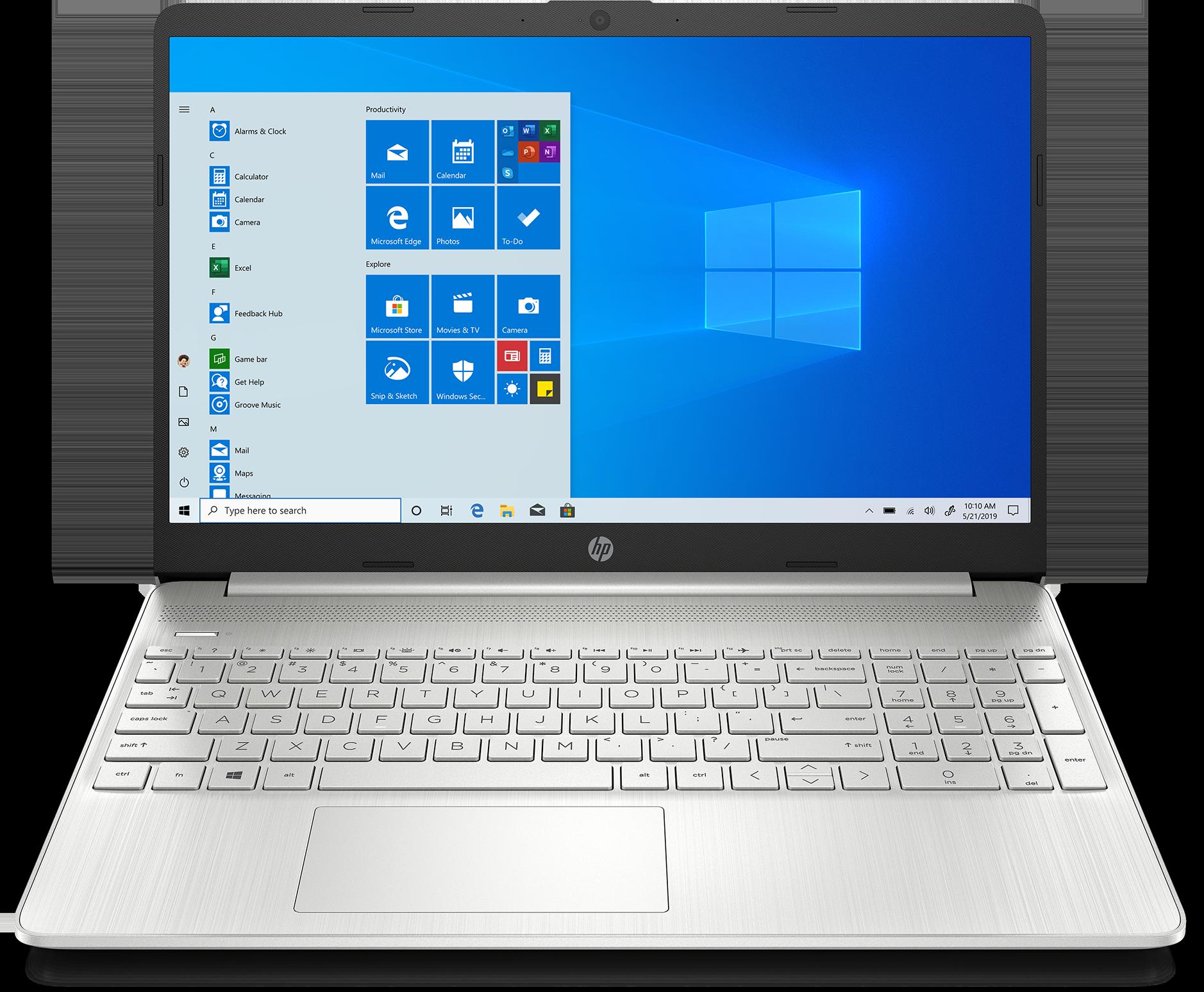 HP Laptop 15-dy2056ms