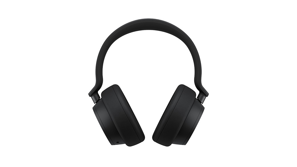 Surface Headphones 2+ in Matte Black