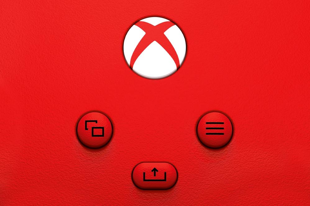 Xbox One Wireless Controller: Nahaufnahme des Steuerkreuzes