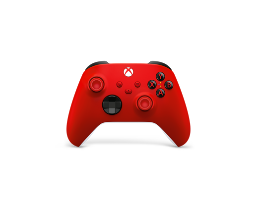 Manette sans fil Xbox – Pulse Red